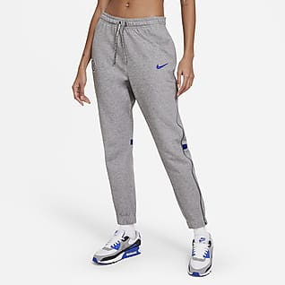 Chelsea FC Pantalones de fútbol tejidos para mujer
