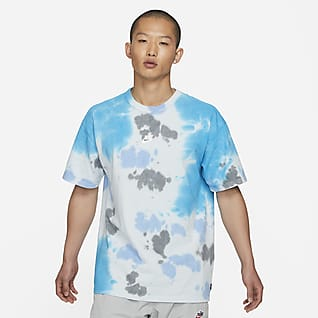 Nike Sportswear Premium Essentials Playera tie-dye para hombre