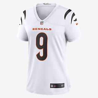 NFL Cincinnati Bengals (Joe Burrow) Women's Game Football Jersey