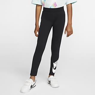 Nike Sportswear Legginsy dla małych dzieci