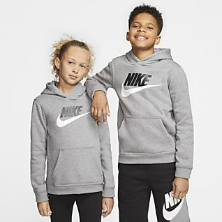 Nike Sportswear Club Fleece Sweat à capuche pour Enfant plus âgé
