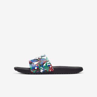 Nike Kawa SE MC Chinelos para criança/júnior