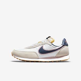 Nike Waffle Trainer 2 SE Big Kids' Shoe