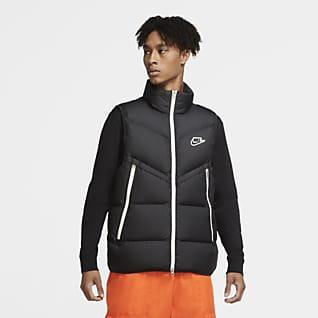 Nike Sportswear Down-Fill Windrunner Väst för män