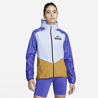 Nike Shield Terrengløpejakke til dame