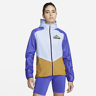 Nike Shield Trail-Laufjacke für Damen