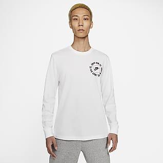 Nike Sportswear JDI 男款長袖 T 恤