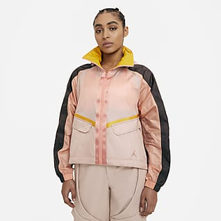 Jordan Future Primal เสื้อแจ็คเก็ตน้ำหนักเบาผู้หญิง