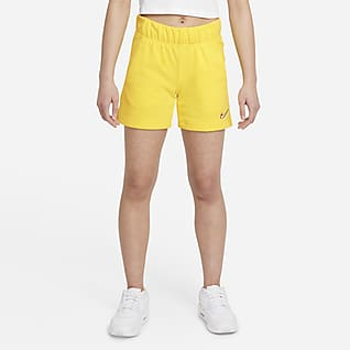 Nike Sportswear French-Terry-Tanzshorts für ältere Kinder (Mädchen)