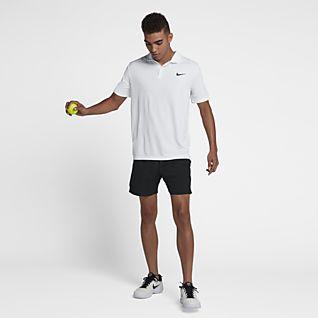 NikeCourt Dri-FIT Ανδρική μπλούζα πόλο για τένις