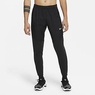 Nike Therma Essential Pánské běžecké kalhoty
