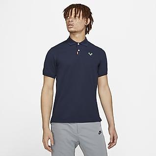 The Nike Polo Rafa Męska dopasowana koszulka polo