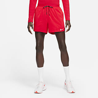 Nike Flex Stride Hardloopshorts met binnenbroek voor heren (13 cm)