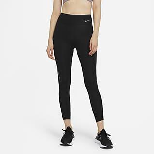 Nike Epic Faster เลกกิ้งวิ่งเอวปานกลาง 7/8 ส่วนผู้หญิง