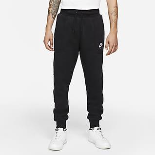 Nike Air Calças de jogging em lã cardada para homem