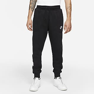 Nike Air Pánské flísové běžecké kalhoty