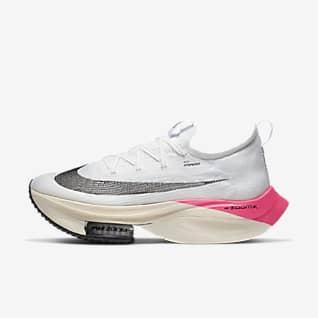 Nike Air Zoom Alphafly Next% Eliud Kipchoge Damen-Laufschuh für Wettkämpfe