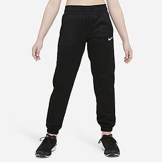 Nike Therma-FIT Big Kids' (Girls') Training Pants