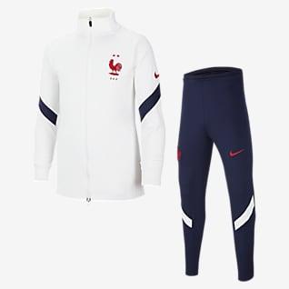 FFF Strike Dres piłkarski dla dużych dzieci