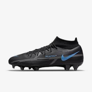 Nike Phantom GT2 Pro Dynamic Fit FG Ποδοσφαιρικό παπούτσι για σκληρές επιφάνειες