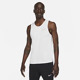 Nike Dri-FIT Rise 365 Run Division Haut de running sans manches pour Homme