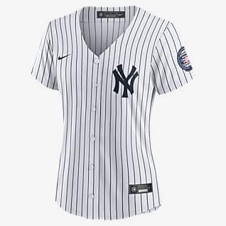 MLB New York Yankees (Derek Jeter) Women's Replica Baseball Jersey