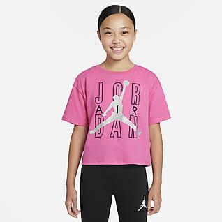 Jordan T-Shirt für ältere Kinder (Mädchen)