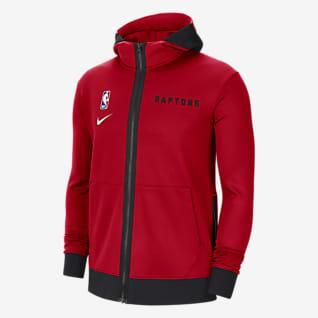 Toronto Raptors Showtime Men's Nike Therma Flex NBA Hoodie