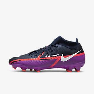 Nike Phantom GT2 Academy Dynamic Fit MG รองเท้าสตั๊ดฟุตบอลสำหรับพื้นหลายประเภท