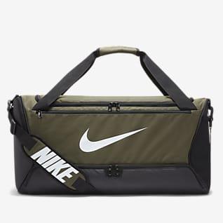 Nike Brasilia Сумка-дафл для тренинга (средний размер)