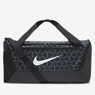 Nike Brasilia 印花訓練帆布包 (小)
