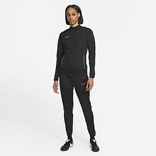 Nike Dri-FIT Academy Conjunto de entrenamiento tejido de fútbol para mujer