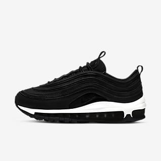 Black Air Max 97 Shoes. Nike.com