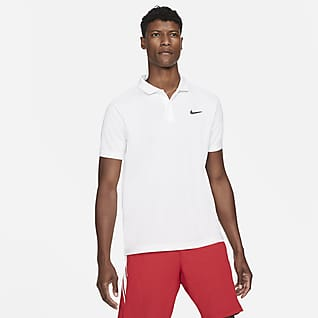 NikeCourt Dri-FIT Victory Erkek Tenis Polo Üstü