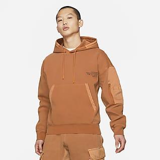 Jordan 23 Engineered Men's Washed Fleece Hoodie