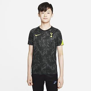 Tottenham Hotspur Older Kids' Nike Dri-FIT Pre-Match Football Top