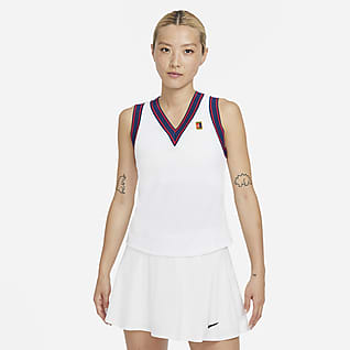 NikeCourt Dri-FIT Slam 女子网球背心