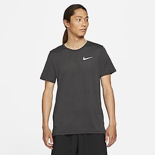 Nike Dri-FIT Superset เสื้อเทรนนิ่งแขนสั้นผู้ชาย