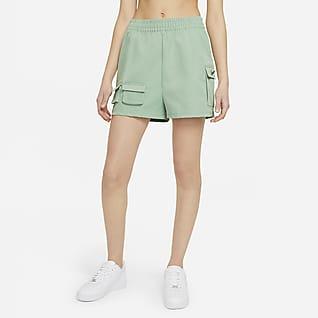 Nike Sportswear Swoosh Shorts para mujer