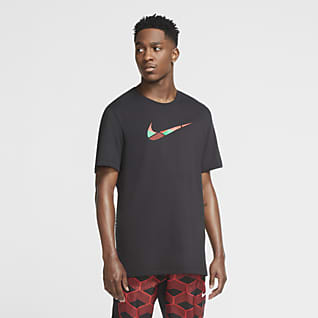 Nike Team Kenya Dri-FIT 男子跑步T恤