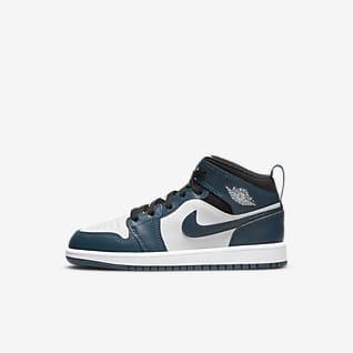 Jordan 1 Mid Zapatillas - Niño/a pequeño/a