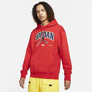Jordan Jumpman Felpa pullover con cappuccio - Uomo