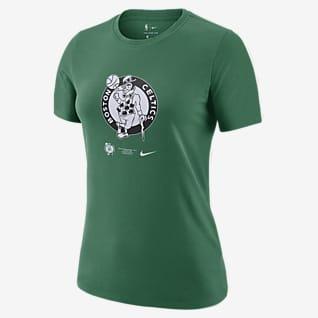 Boston Celtics Logo Women's Nike Dri-FIT NBA T-Shirt