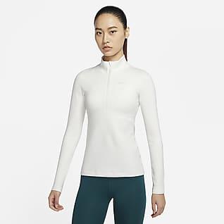 Nike Pro 女子长袖训练上衣