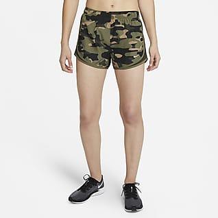 Nike Dri-FIT Tempo Shorts de running con estampado para mujer