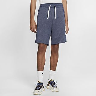 Nike Sportswear Alumni Herenshorts van sweatstof