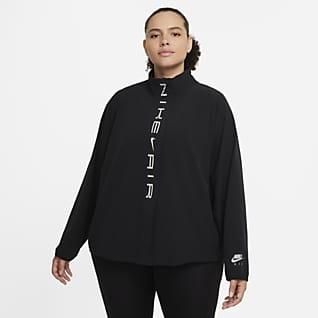 Nike Air Dri-FIT Women's Running Jacket (Plus Size)