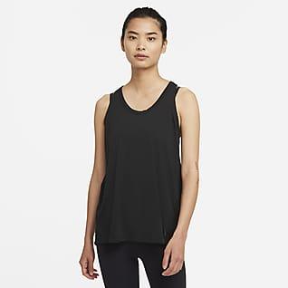 Nike Yoga Dri-FIT เสื้อกล้ามผู้หญิง