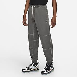 Nike Sportswear Calças em tecido de malha Jersey para homem