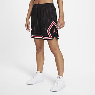 Jordan Женские шорты с ромбовидным узором